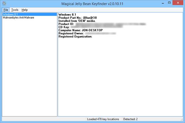 21 Best Free Software Key Finders
