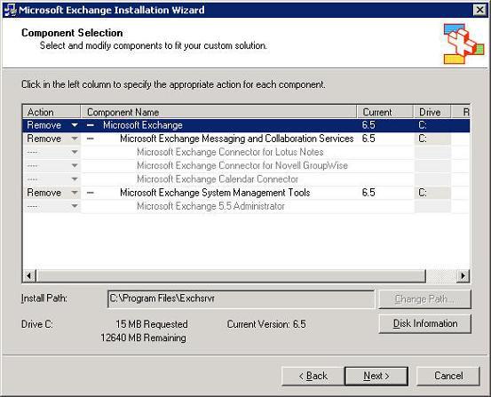 Exchange 2000 2003 To Explorer Server