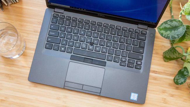 Hình 4 đánh giá Dell Latitude 5400: hiệu năng tốt, thời lượng pin khủng