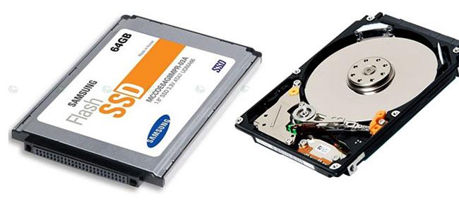 Tại sao cần nâng cấp SSD trong laptop