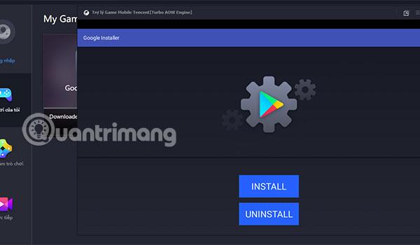Fix Gameloop Error Without Google Installer
