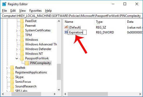 Hướng Dẫn Cách Kích Hoạt Mã PIN Tự Hủy Trên Windows 10 - VERA STAR