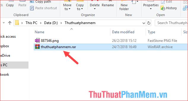 Figura 4 de Como compactar arquivos para reduzir espaço com WinRAR
