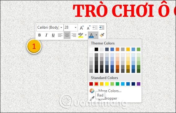 Изображение 12 из Как создать кроссворд в PowerPoint