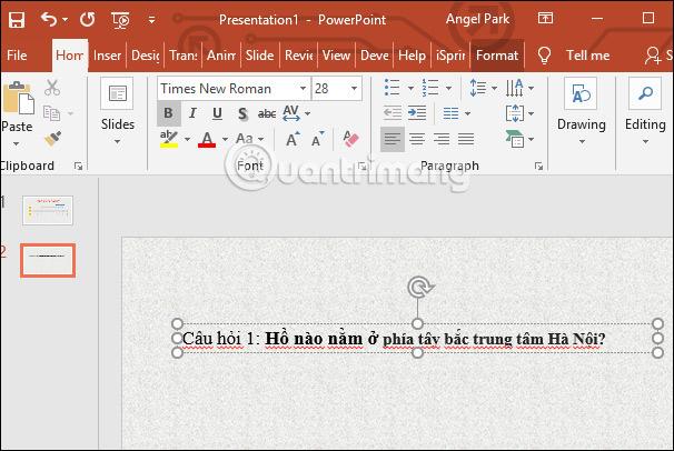 Изображение 28 из Как создать кроссворд в PowerPoint