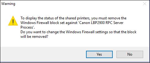 How to fix Canon LBP 2900 printer error on Windows