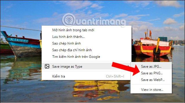 Imagem 6 de Como corrigir o erro de salvar imagens JPEG no JFIF no Chrome