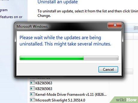 How To Uninstall Internet Explorer 11 For Windows 7