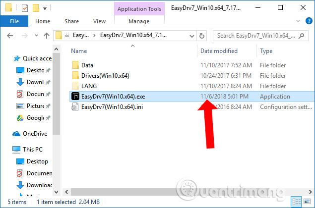 Hình 1 về Cách sử dụng Wandriver để cập nhật trình điều khiển máy tính