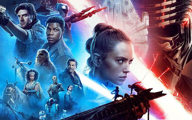 Wallpaper Star Wars The Rise Of Skywalker