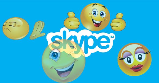 Skype smiley Hidden Skype