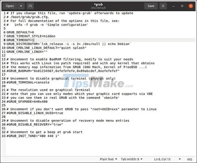 Hình ảnh 2 trong số 7 cách để tăng tốc Ubuntu