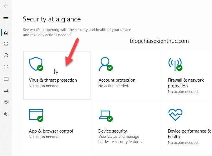 Cách Ngăn Bảo Mật Windows Gửi Tệp Tới Microsoft - HUY AN PHÁT